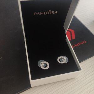 Pandora σκουλαρίκια