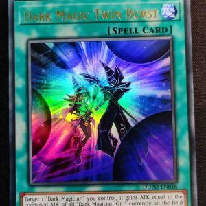 Dark Magic Twin Burst Ultra Rare