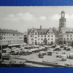 Καρτ Ποστάλ. DARMSTADT GERMANY