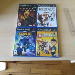 PS2 Παιχνίδια