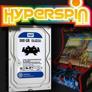 Hyperspin δίσκος για PC