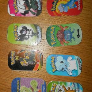 8 ταπες pokemon