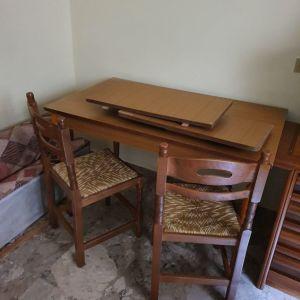 Τραπέζι+καρεκλες
