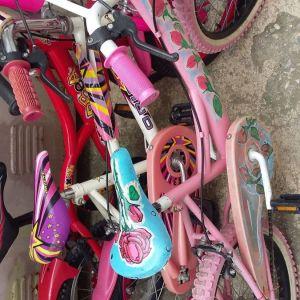 """18"""" παιδικό  ποδήλατο  για  κορίτσι"""