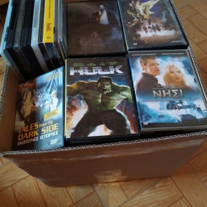 450 DVD ΤΑΙΝΙΕΣ ΠΡΟΣΦΟΡΑ