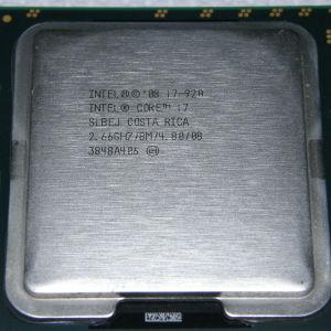 Επεξεργαστής INTEL CORE i7-920 - RAM KINGSTON KVR13N9S6/2 - Ψύκτρα SCYTHE KATANA 3