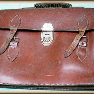 Δερμάτινη τσάντα ανδρική χειρός (Type 01)