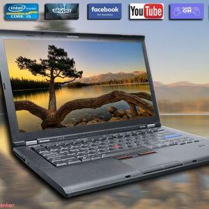 LENOVO THINKPAD T510 i5-i5-520M, / 8 GB RAM /  256 SSD / KAMERA / ΟΘΟΝΗ 15.6″