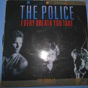 THE POLICE EVERY BREATH YOU TAKE - ΒΙΝΥΛΙΟ