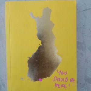 A book about Helsinki
