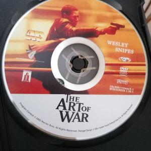 DVD Ταινία Art of War - Η τέχνη του πολέμου (2000)
