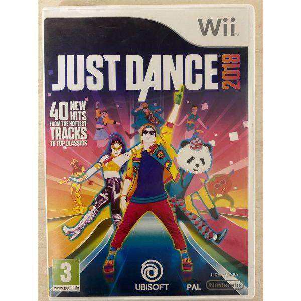 Just Dance 2018 Wii