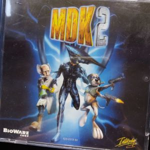 MDK 2 για Dreamcast