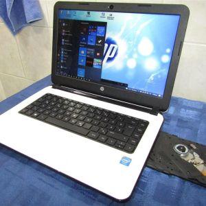 """HP 14-R120NG/14""""INTEL DUAL CORE-2.60GHZ/HDD500GB/RAM8GB/USB3"""