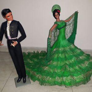 Χορευτές Φλαμένγκο vintage  El Corte ingles