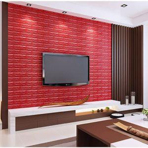 Πολλά σχέδια ταπετσαρίες τοίχου Αυτοκόλλητες Αδιάβροχες 77x70cm