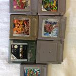 Nintendo Gameboy advance + Gameboy colour games