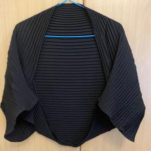 Ζακέτα μπολερό μαύρη ποτέ φορεμένη  one size
