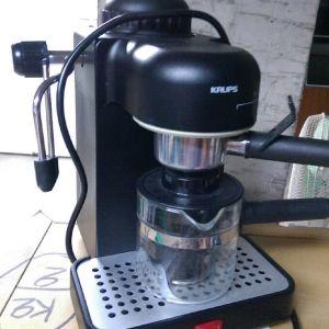 καφετιέρα espresso krups Κ αφρόγαλα