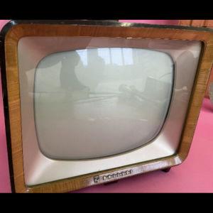 Αντικα τηλεοραση Philips του 1958/59