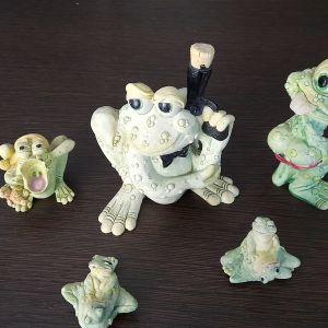 Διακοσμητικα βατραχακια