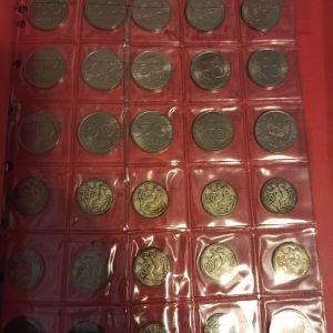 Νομίσματα ελληνικά και ξένα
