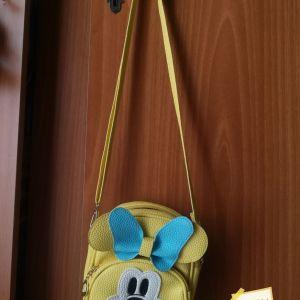 Παιδική κοριτσίστικη τσάντα με θέμα Μίνι Μάους