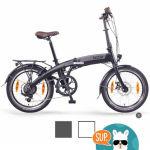 Ηλεκτρικό, σπαστό, ποδήλατο αλουμινίου ( unisex )