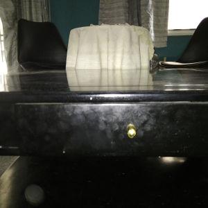 Τραπέζι σαλονιου χειροποιητο