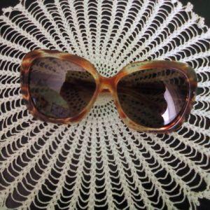 Vintage γυαλιά ηλίου.