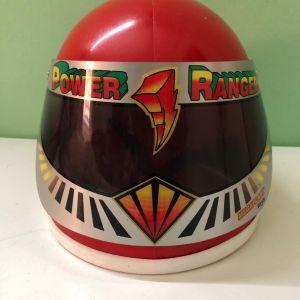 POWER RANGERS παιχνίδι κράνος 90s retro