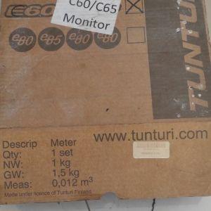 Monitor Tunturi C60/C65