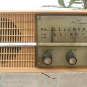 Ραδιόφωνο Panasonic αντίκα του 1960