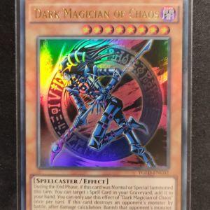 Dark Magician of Chaos Ultra Rare 1st