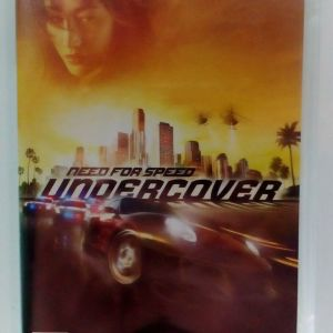 SONY PSP NEED FOR SPEED UNDERCOVER EUROPEAN NEW SEALED
