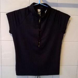 Μπλουζάκι μαύρο intimissimi