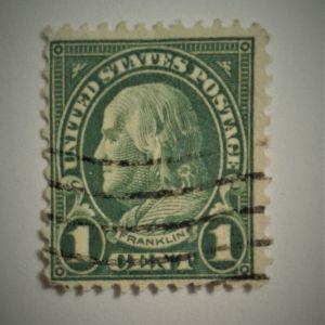 Γραμματόσημα US  . SC 594