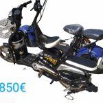 Ηλεκτρικά μοτοποδήλατα