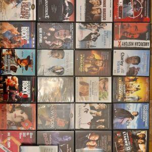 33 ταινίες DVD