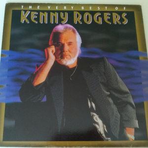 σπανιότατο βινύλιο kenny rogers - the very best of