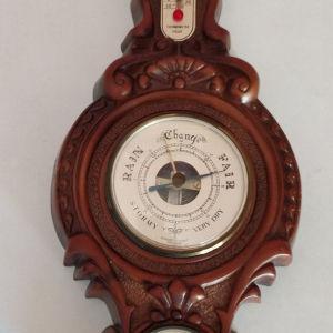 Vintage Tissot βαρόμετρο θερμοκρασία υγρασία (πλαστικο).