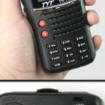 TYT TH-F5 Radio VHF (136-174MHz) 5W - 128 kanałów pamięci - Kodowanie 50 CTCSS/104 DCS normalne i odwrócone - DTMF enkoder i dekoder - Funkcja VOX - Squelch - Ograniczenie czasu nadawania TOT - Dwusto