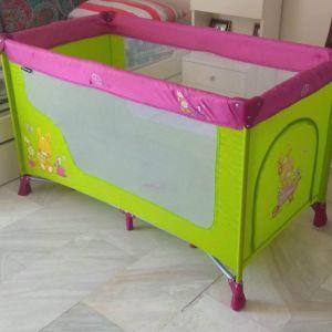 Πωλείται παιδικό παρκοκρέβατο LORELLI NANNY 2 LAYERS