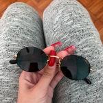 Στρογγυλά γυαλιά ηλίου unisex