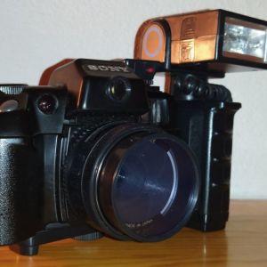 Συλλεκτική φωτογραφική μηχανή SONY Big Royal View