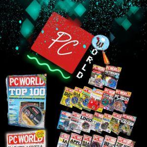 PC WORLD (Σφραγισμένα-Συλλεκτικά Τεύχη)