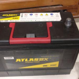 Atlas 105ah Μπαταρία Βαθειάς εκφόρτισης