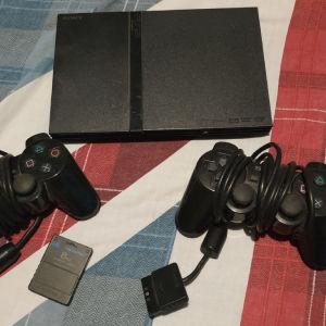 PlayStation 2 Slim Combo
