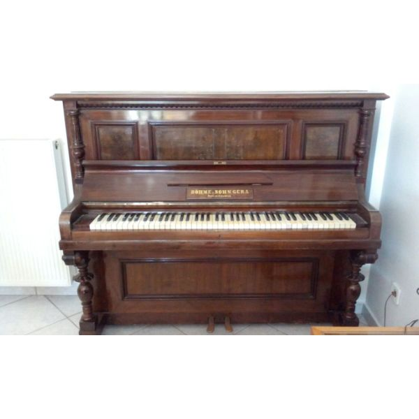 polite piano antika BOHME & SOHN , GERA
