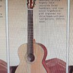 Κιθάρα Aria A557